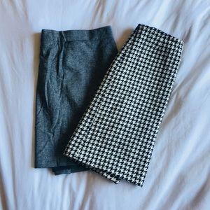 J. Crew skirt bundle
